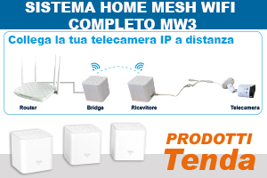 Sistemi Home Mesh Wireless