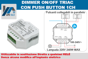 Dimmer Triac 220V